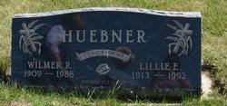 Lillie E <I>Schuler</I> Huebner