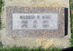 Mildred N. King