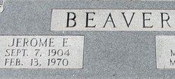 Jerome Elbert Beaver