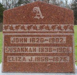 Eliza J. Alsbury