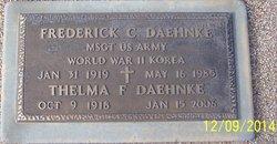 Frederick C Daehnke