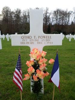 Pvt Otho T Powell