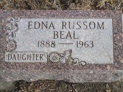 Edna L <I>Russom</I> Beal