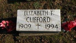 Elizabeth <I>Takacs</I> Clifford