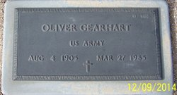 Oliver Gearhart