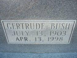 Gertrude M. <I>Bush</I> Riley