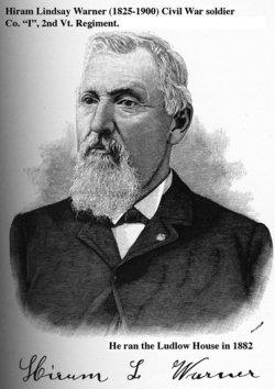 Hiram L Warner