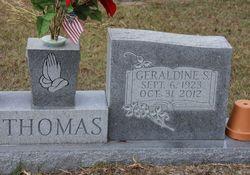Geraldine S. Thomas