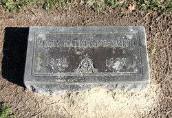 Mary Katherine <I>Etheridge</I> Smith