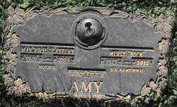 "Dr Merle Roger ""Buck"" Amy"