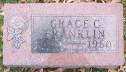Grace Gertrude <I>Erwin Morgan</I> Franklin