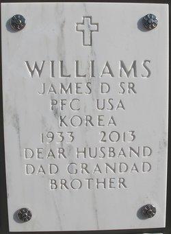 James Donald Williams, Sr