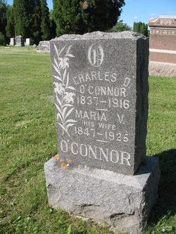 Charles D O'Connor