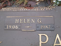 Helen Grace <I>Marks</I> Parks