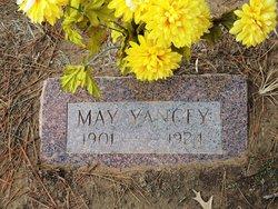 May <I>Scroggins</I> Yancey