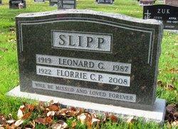 Leonard G Slipp