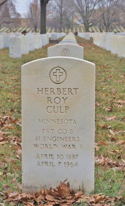 Herbert Roy Culp