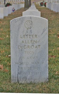 Lester Allen Degroat