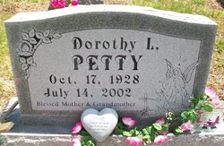 Dorothy Lavona <I>Collins</I> Petty