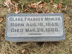 Clara Frances Mohler