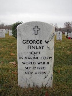 George W Finlay
