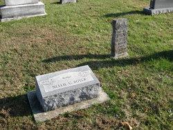 Nellie Grace <I>Jacobs</I> Boyer