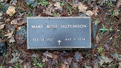 Mary Rose Hutchison