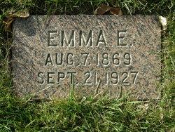 Emma E Farwell