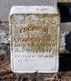 Edgar H Ethridge