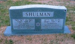 Norman Shulman