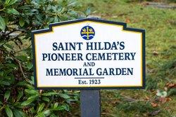 Saint Hilda's Pioneer Cemetery