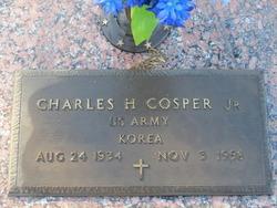 """Charles H. """"Charlie"""" Cosper, II"""