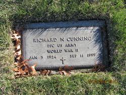 Richard N Cunning