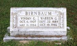 Warren Goddard Birnbaum