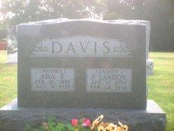 Frank Landon Davis