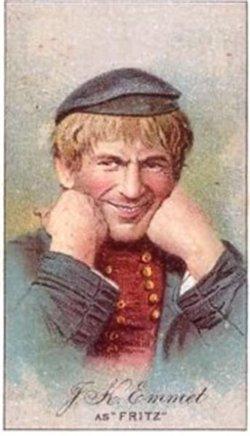 "Joseph Kline ""Fritz"" Emmet"