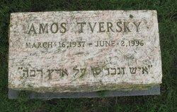 Dr Amos Tversky