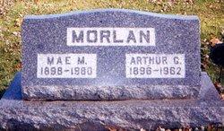 """Arthur Glenn """"Zeke"""" Morlan"""