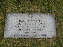 Daniel Waxler