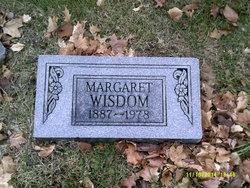 Margaret Wisdom