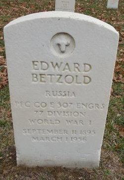 Edward Betzold