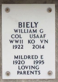 Mildred E Biely