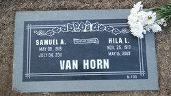 Hila Lavonia <I>Blakeley</I> Van Horn