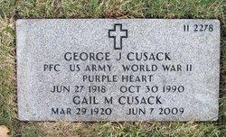 George J. Cusack