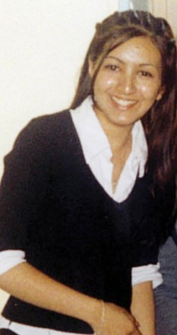 Shafilea Iftikhar Ahmed