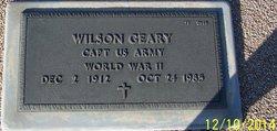 Wilson Geary