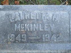 Lauretta <I>Hayhurst</I> McKinley