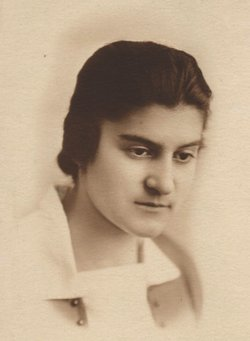 Alma Etta <I>Manny</I> Mackey