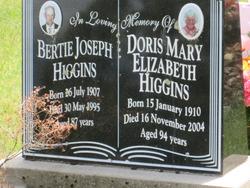 Doris Mary Elizabeth <I>Wiltshire</I> Higgins