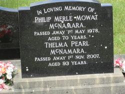 Philip Merle Mowat McNamara